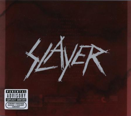 Slayer - World Painted Blood (2009)