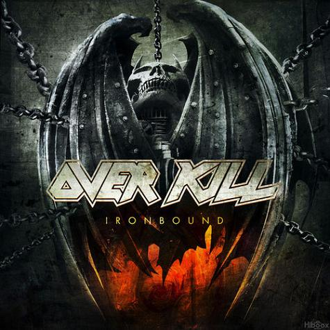 Overkill - Ironbound (2009)