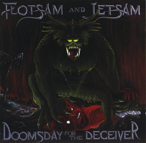 Flotsam and jetsam - Doomsday for the Deceiver (1986)
