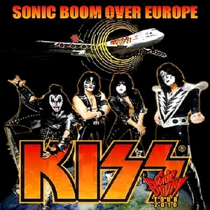Kiss - Sonic Boom Over Europe (2010)