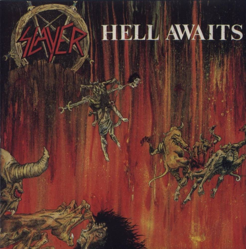 Slayer - Hell Awaits (1985)