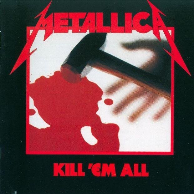 Metallica - Kill 'Em All (1983)