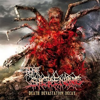The Sickening - Death Devastation Decay (2009)