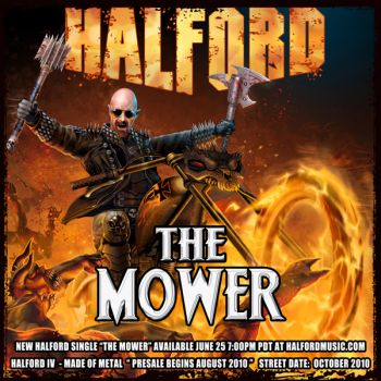 Halford - The Mower (2010)