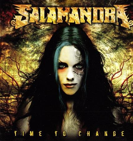 Salamandra - Time To Change (2010)