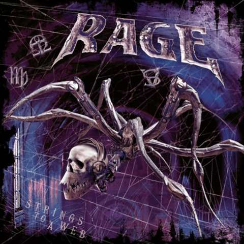 Rage - Strings To A Web (2010)