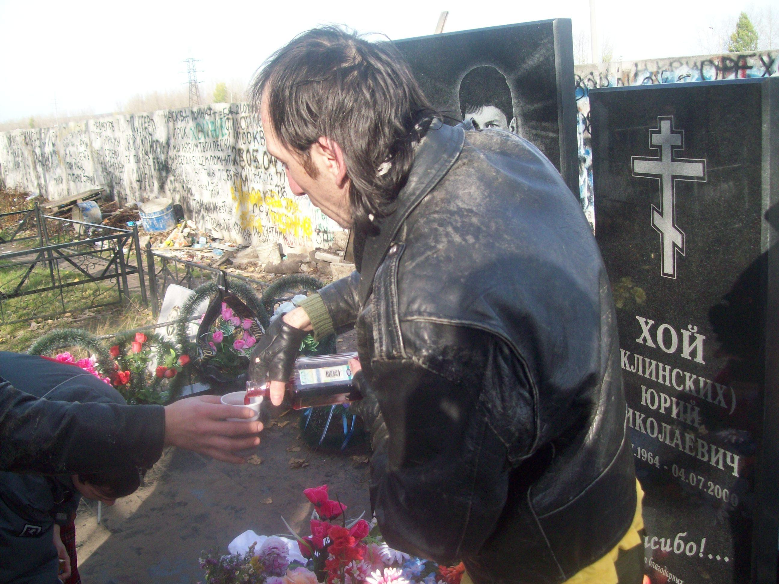 На кладбище у могилы Хоя (Сектор Газа) - пятая фотография